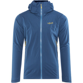 Rab Kinetic Plus Jacket Men blue